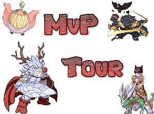 1kk ( Ragnarok Mobile ) MVP TOUR