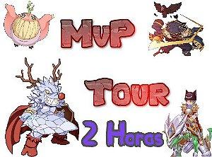 2 HORAS ( Ragnarok Mobile )  MVP TOUR