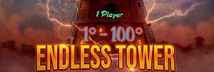 Torre do andar 1 até 100 ( 1 Personagem )
