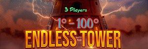 Torre do andar 1 até 100 ( 3 Personagem )