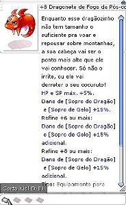 +8 Dragonete de Fogo da Pós-conjuração