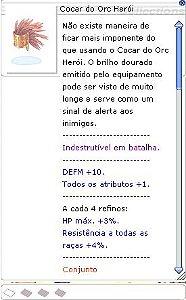 Cocar do Orc Herói [1]