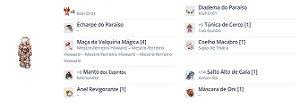 SET Cavaleiro Rúnico   Sopro / Dragonete / Combo Paraíso / TOP