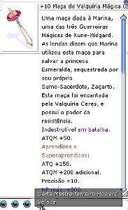 +10 Maça da Valquíria Mágica E.VIT3 ³  WS¹
