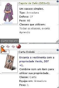 Capote de Zefir DES+3