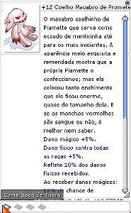 +12 Coelho Macabro de Prometeu