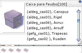 Caixa para Feudo [ 100 Und ]