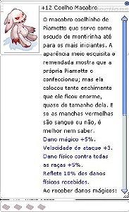 +12 Coelho Macabro