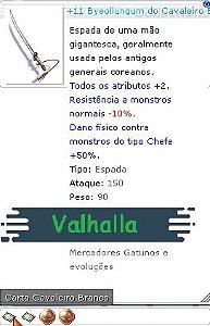 +13 Byeollungum do Cavaleiro Abismal Mira 5/4