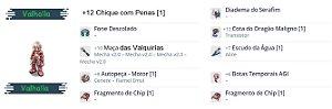 SET Mecânico Canhão MVP PVM / Cota / Serafim/ Médio
