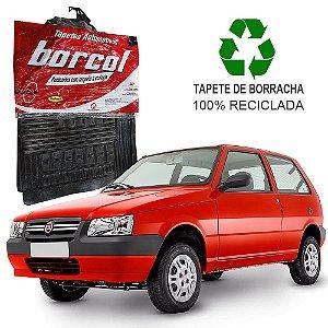 Tapete Borcol Uno, Prêmio e Elba de Borracha Jogo c/ 4 Peças