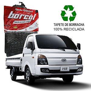 Tapete Borcol HR de Borracha Jogo c/ 2 Peças