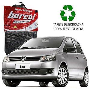 Tapete Borcol Fox e Crossfox de Borracha Jogo c/ 4 Peças