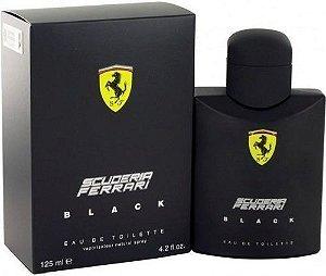 Ferrari Black Eau de Toilette - 125 ml