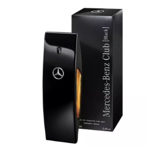 Mercedes Benz Club Eau de Toilette - [ Black ]