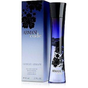 Armani Code Eau de Parfum Feminino - 75 ml