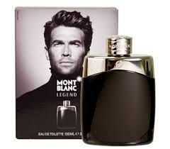 Mont Blanc Masculino Eau de Toilette - Legend - 50ml