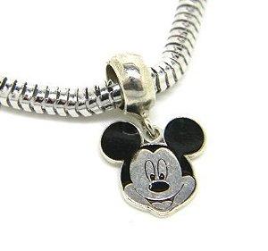 Berloque Mickey - Prata 925