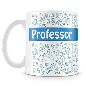 Caneca Personalizada Profissão Professor