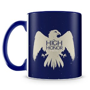 Caneca Personalizada Game of Thrones Casa Arryn