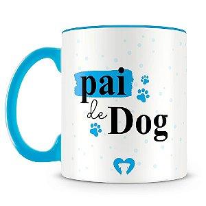 Caneca Personalizada Pai de Dog