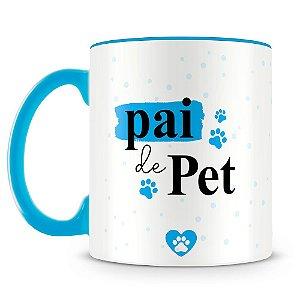 Caneca Personalizada Pai de Pet