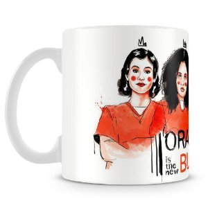 Caneca Personalizada Orange is the New Black (Mod.1)