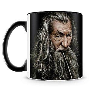 Caneca Personalizada Senhor dos Anéis (Gandalf)