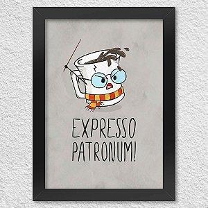 Poster Expresso Patronum