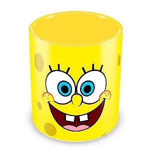 Caneca Personalizada Bob Esponja (Amarela)
