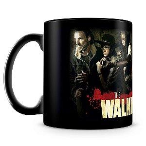 Caneca Personalizada The Walking Dead (Mod.6) 100% Preta
