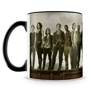 Caneca Personalizada The Walking Dead (Mod.7)