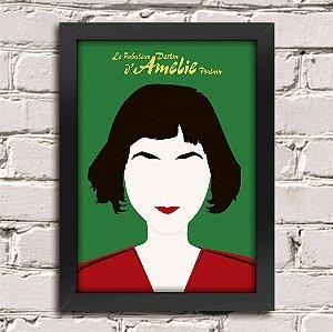 Poster Amelie Poulain
