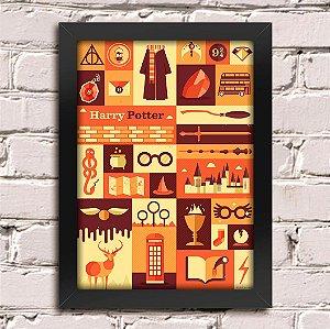 Poster Hogwarts