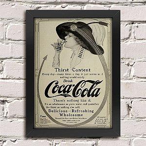 Poster Coca-Cola 1911
