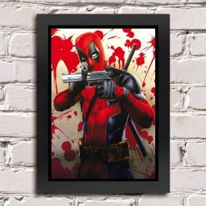 Poster Dead Pool (Mod.2)