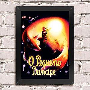 Poster O Pequeno Príncipe (Mod.1)