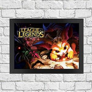Poster League of Legends (Mod.1)