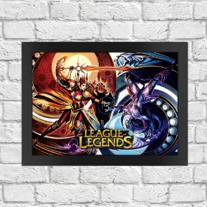 Poster League of Legends (Mod.11)