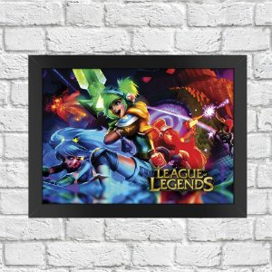 Poster League of Legends (Mod.12)