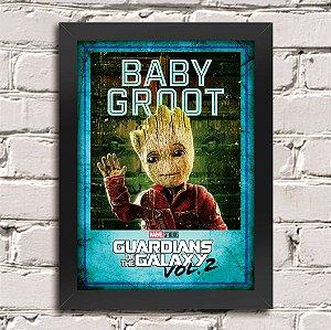 Poster Guardiões da Galáxia (Mod.16)
