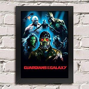 Poster Guardiões da Galáxia (Mod.20)