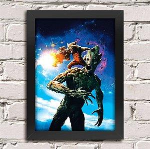 Poster Guardiões da Galáxia (Mod.26)