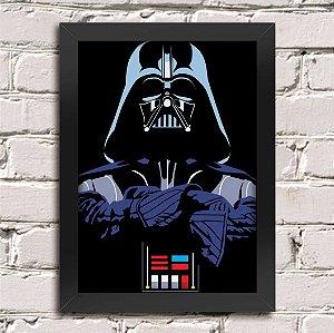 Poster Darth Vader Imperador