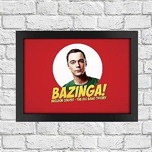 Poster The Big Bang Theory (Mod.4)