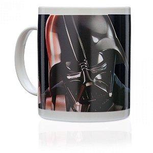 Caneca Mágica Termossensível Darth Vader Star Wars