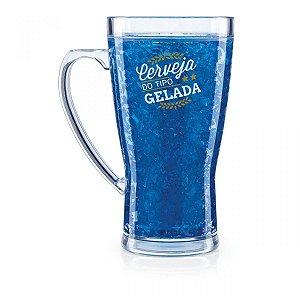 Caneco com Gel Cerveja Gelada