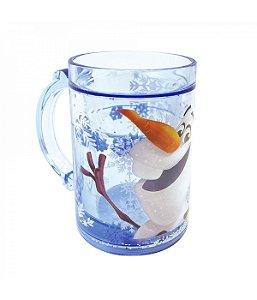 Caneca Liquido Olaf Frozen