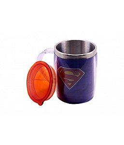 Caneca Térmica Super Homem - Liga da Justiça