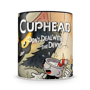 Caneca Personalizada Cuphead (Mod.1)
